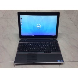 "NOTEBOOK 15.6"" DELL LATITUDE E6520 i5-2520M HDMi HD+ professionale GARANZIA!"