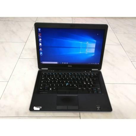 """ULTRABOOK 14.5"""" DELL LATITUDE E7440 i5-4300u 1.90ghz SSD256 HDMi NOTEBOOK"""