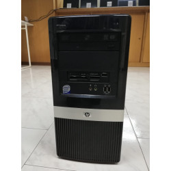 DESKTOP TOWER HP DX2420 intel E7400@2.80GHz professionale GARANZIA