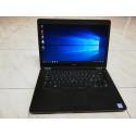 """NOTEBOOK C 14"""" DELL E5470 i5-6300U SSD USB3 HDMi DDR4 professionale GARANZIA"""