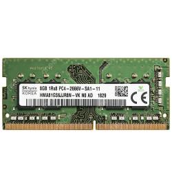 1x 8GB SODIMM DDR4 - 2666 mhz - PC4-2666V - 260 PIN - 1,2v - MEMORIE RAM SAMSUNG