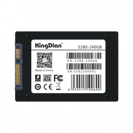 """SSD 240GB 2,5"""" SATA III INTENSO 6GB/s"""