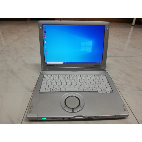 """NOTEBOOK MILITARE 12.1"""" PANASONIC TOUGHBOOK CF-C1 i5 M520 PC/TABLET TOUCH"""