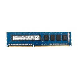 1x 4GB LONGDIMM DDR3 - 1600 mhz - PC3-12800E - 204 PIN - 1,5v - MEMORIE RAM HYNIX