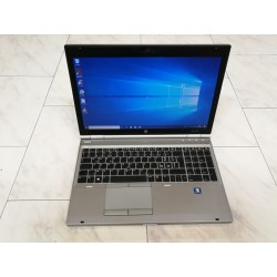 "NOTEBOOK A 15.6"" HP ELITEBOOK 8570P i5-3320M 2.60ghz USB3 GARANZIA"