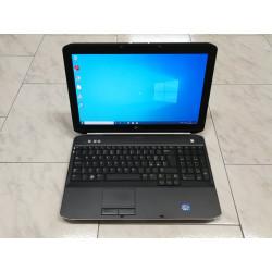 """NOTEBOOK A-- 15.6"""" DELL LATITUDE E5520 i5-2520M HDMi professionale GARANZIA!"""