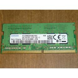 1x 8GB SODIMM DDR4 - 2133 mhz - PC4-17000 - 260 PIN - 1,2v - MEMORIE RAM MICRON