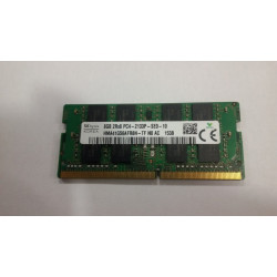 1x 8GB SODIMM DDR4 2133 mhz PC4-17000 260 PIN 1,2v MEMORIE RAM SAMSUNG