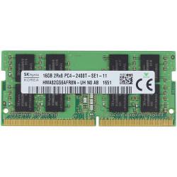 1x 16GB SODIMM DDR4 2400 mhz PC4-2400T 260 PIN 1,2v KINGSTON MEMORIE RAM