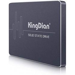 "SSD 120GB 2,5"" SATA III KINGDIAN NUOVO IMBALLATO 7mm"