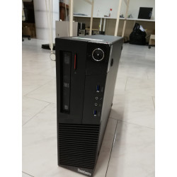 DESKTOP SFF LENOVO THINKCENTRE M93P CORE i5-4570 professionale GARANZIA