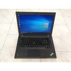 "NOTEBOOK A++ 14"" LENOVO THINKPAD T440 i5-4300U USB3 HD+ professionale GARANZIA"