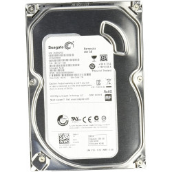 "HDD HD HARD DISK 3,5"" SATA 250GB SEAGATE BARRACUDA rpm7200 x desktop"