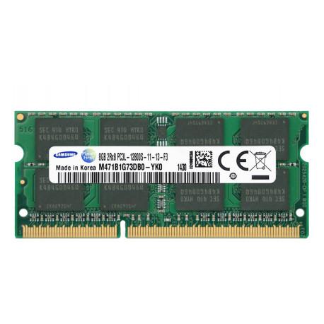 1x 8GB SODIMM DDR3 - 1600 mhz - PC3-12800 - 204 PIN - 1,5v - MEMORIE RAM MEMORY