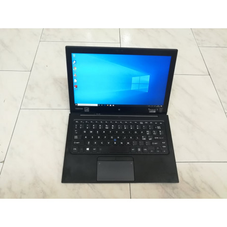"""ULTRABOOK A 12.5"""" TOSHIBA TABLET PORTEGE Z20t-B TOUCH 8GB SSD 256GB M-5Y71 FHD HDMi GARANZIA"""