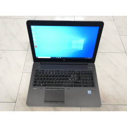 "WORKSTATION A-- 15.6"" HP ZBOOK 15 G3 16GB SSD 512GB i7-6700HQ FHD QUADRO NOTEBOOK GARANZIA"