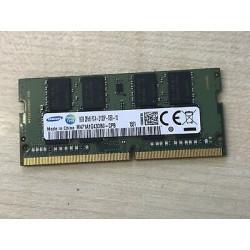 1x 8GB SODIMM DDR4 2133 mhz PC4-17000 2Rx8 260 PIN 1,2v MEMORIE RAM SAMSUNG