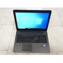 "WORKSTATION A-- 15.6"" HP ZBOOK 15 G3 8GB SSD 512GB i7-6700HQ FHD QUADRO NOTEBOOK GARANZIA"