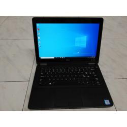 """NOTEBOOK A-- 12"""" DELL E5270 TOUCH 8GB SSD 256GB i5-6200U USB3 HDMi GARANZIA professionale"""