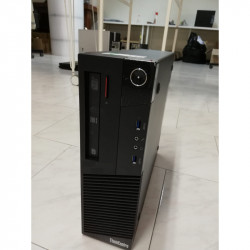 DESKTOP A-- SFF LENOVO THINKCENTRE M93P i5-4570 3.20ghz GARANZIA