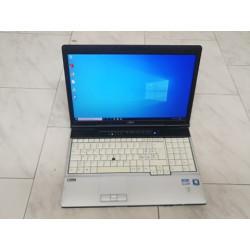 """NOTEBOOK C 15.6"""" FUJITSU LIFEBOOK E751 i5-2520M HD+ professionale GARANZIA!"""