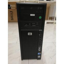 DESKTOP TOWER A-- WORKSTATION HP Z200 10GB i5-650 3.20GHz QUADRO GARANZIA
