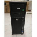DESKTOP TOWER A-- WORKSTATION HP Z200 i5-660 3.33ghz DVD/RW GARANZIA