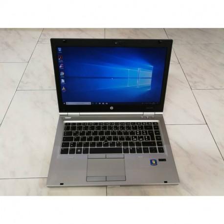 """NOTEBOOK A-- 14.5"""" HP ELITEBOOK 8460p i5-2520M HD+ USB3 professionale GARANZIA"""