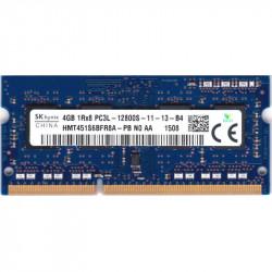 1x 4GB SODIMM DDR3L 1600 mhz PC3L-12800 1,35v 1Rx8 HMT451S6BFR8A MEMORIE RAM HYNIX