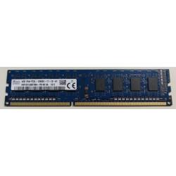 1x 4GB LONGDIMM DDR3L 1600 mhz PC3L-12800 204 PIN 1,35v HYNIX MEMORIE RAM