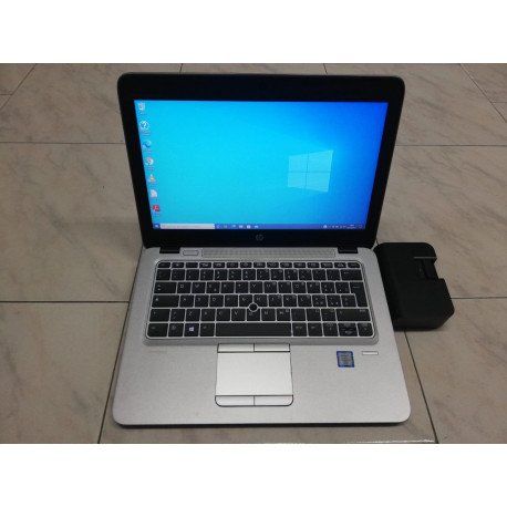 "ULTRABOOK A 12.5"" HP EliteBook 820 G3 8GB SSD 256GB DS i5-6300U USB3 GARANZIA"