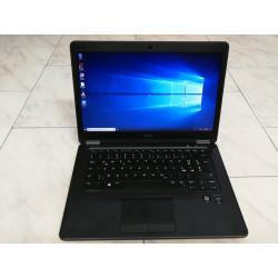 """ULTRABOOK A-- 14"""" DELL LATITUDE E7450 SSD i5-5300U WEB HDMi USB3 GARANZIA"""