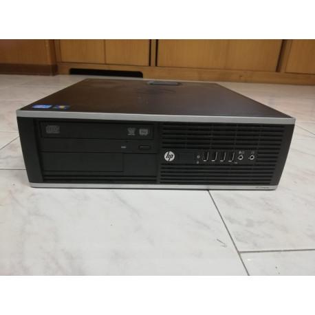 DESKTOP A-- SFF HP 6300 PRO i5-3220 3.30ghz professionale GARANZIA
