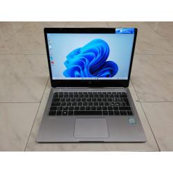 """ULTRABOOK A++ 14"""" HP ELITEBOOK FOLIO G1 8GB SSD 240GB M5-6Y54 FHD WEB GARANZIA"""